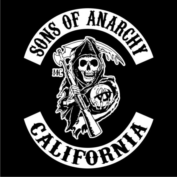 Fotolip Com Rich Image And: Sons Of Anarchy Logos