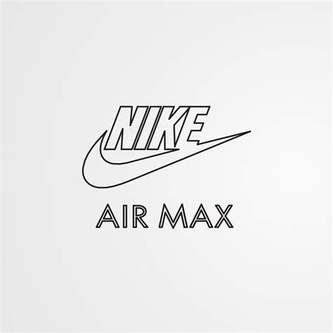 Nike air max Logos