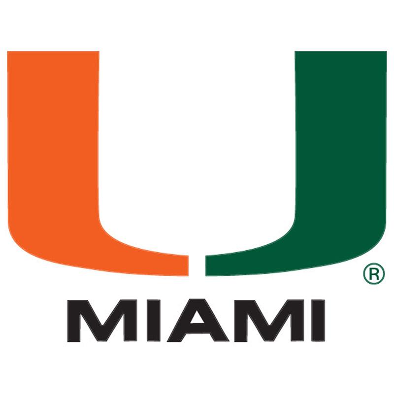 University Of Miami Logos