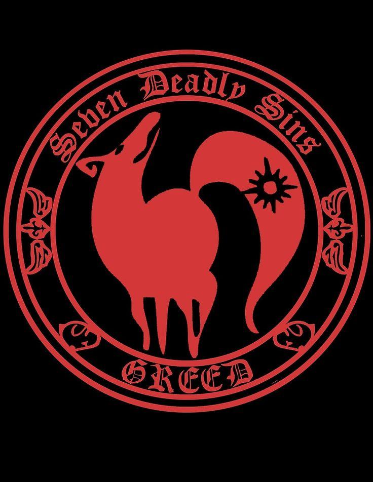 Seven Deadly Sins Logos