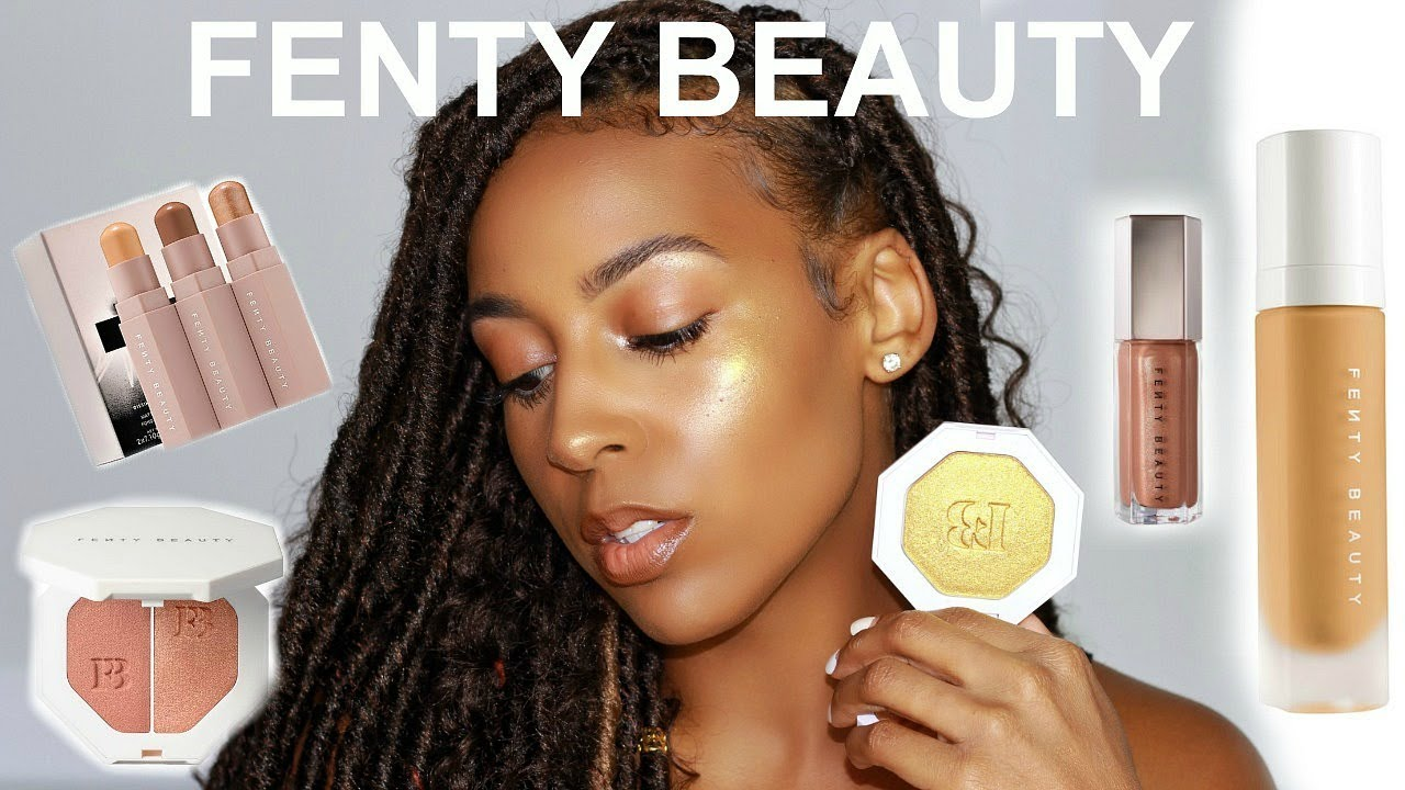 Fenty Beauty Logos