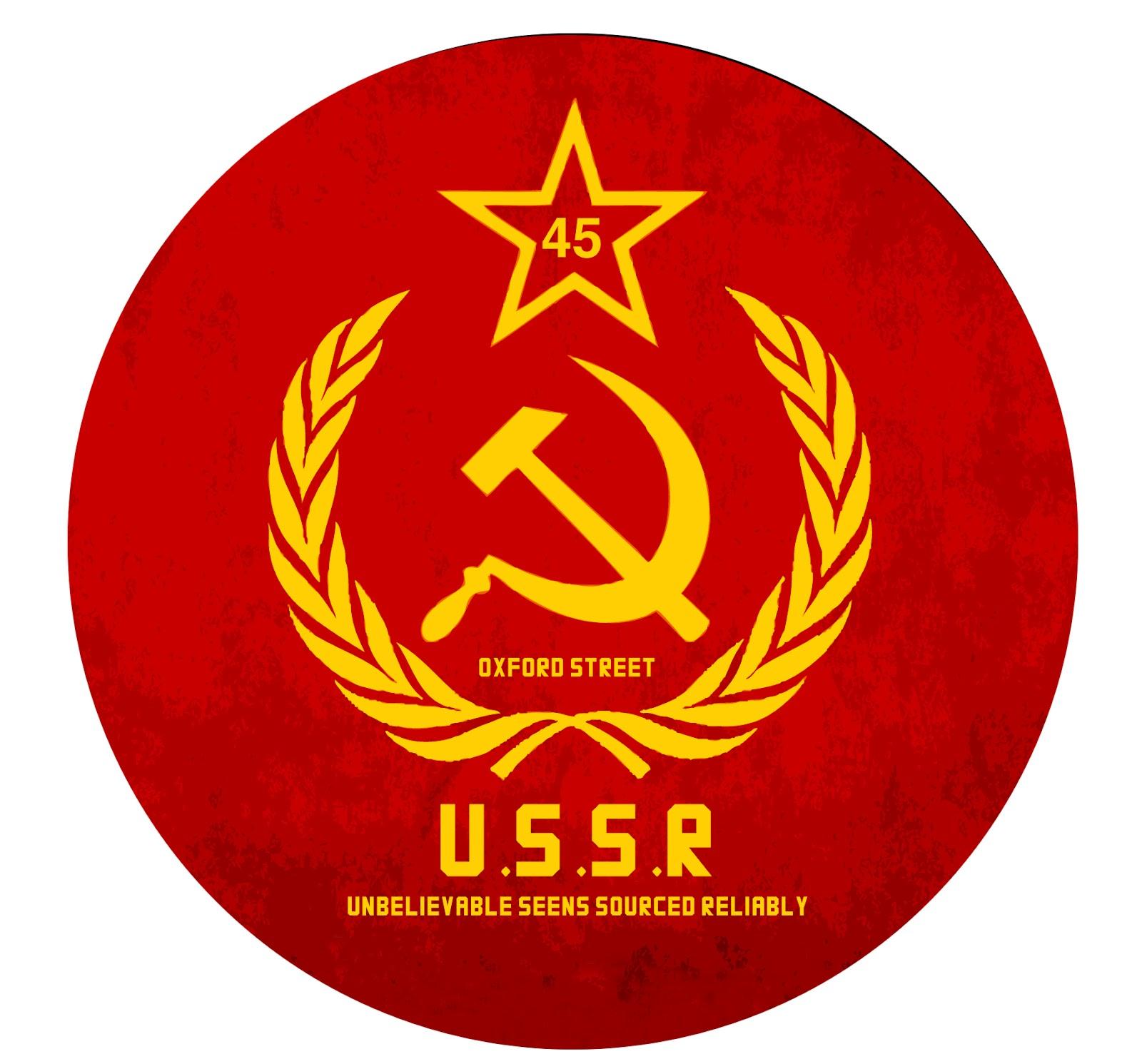 soviet union logos