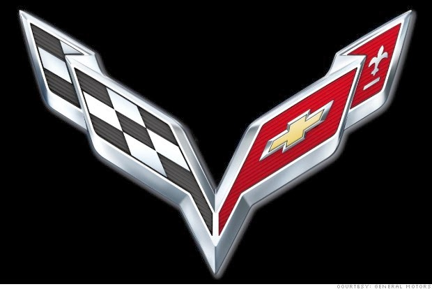 Two Flags Car Logos