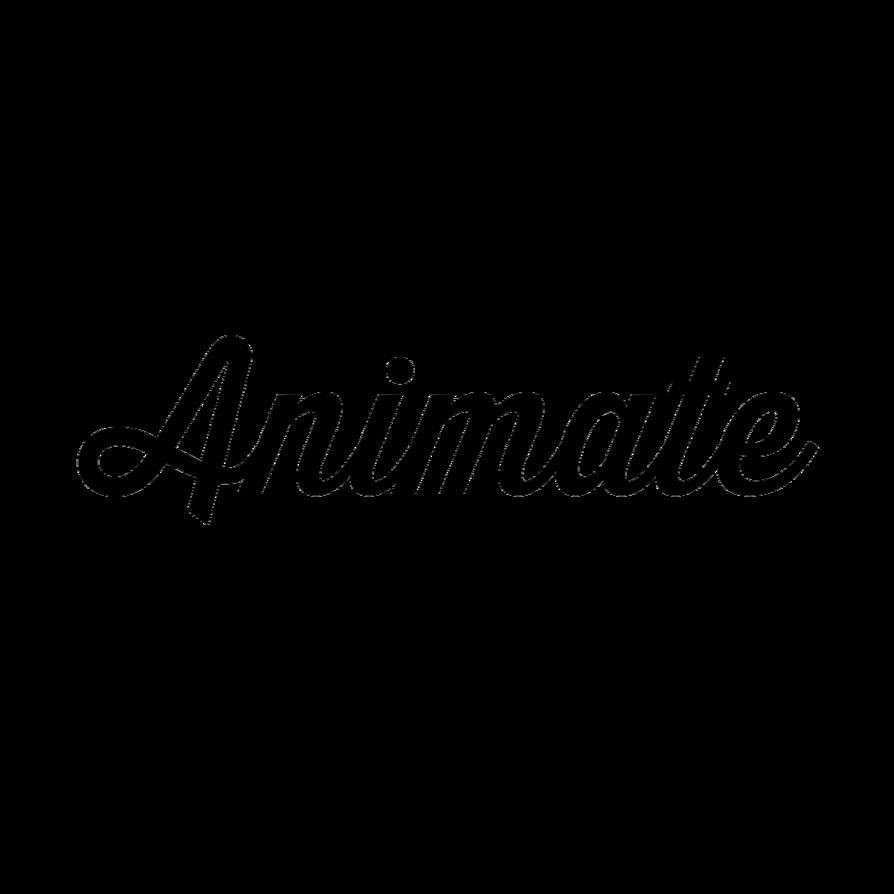 animate cursive logo by davidlikenoother on deviant