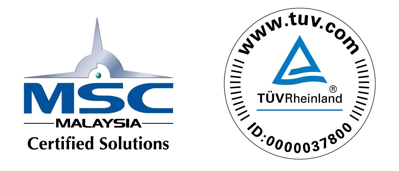 Tuv certification Logos
