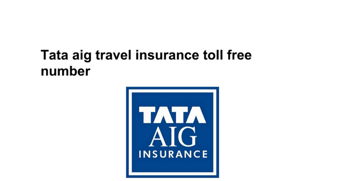 Tata Aig Travel Insurance Claim Review