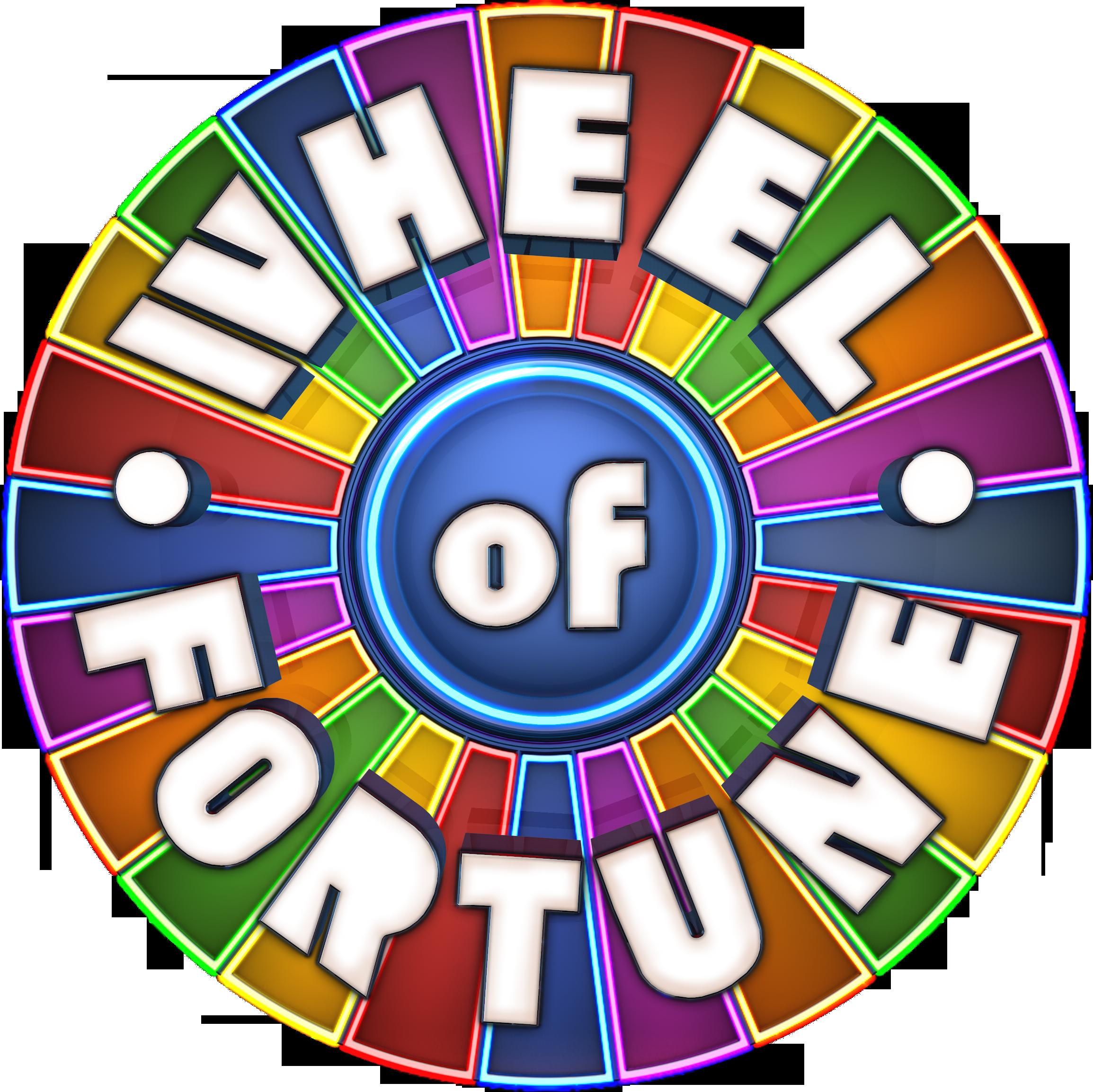 Wheel Of Fortune Logos