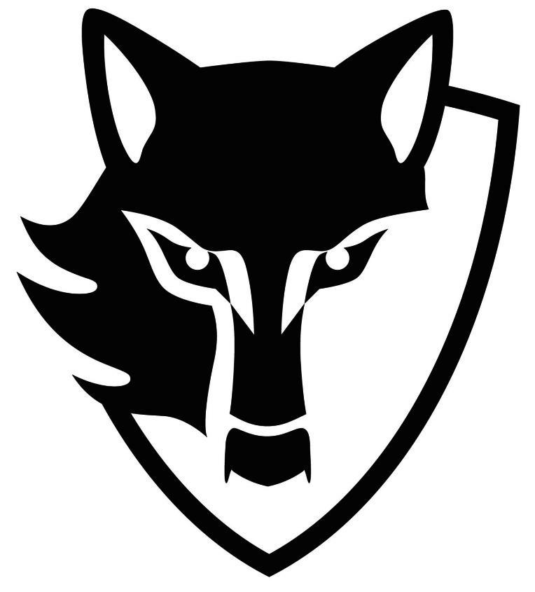 wolf head logos rh logolynx com  wolf head logo design