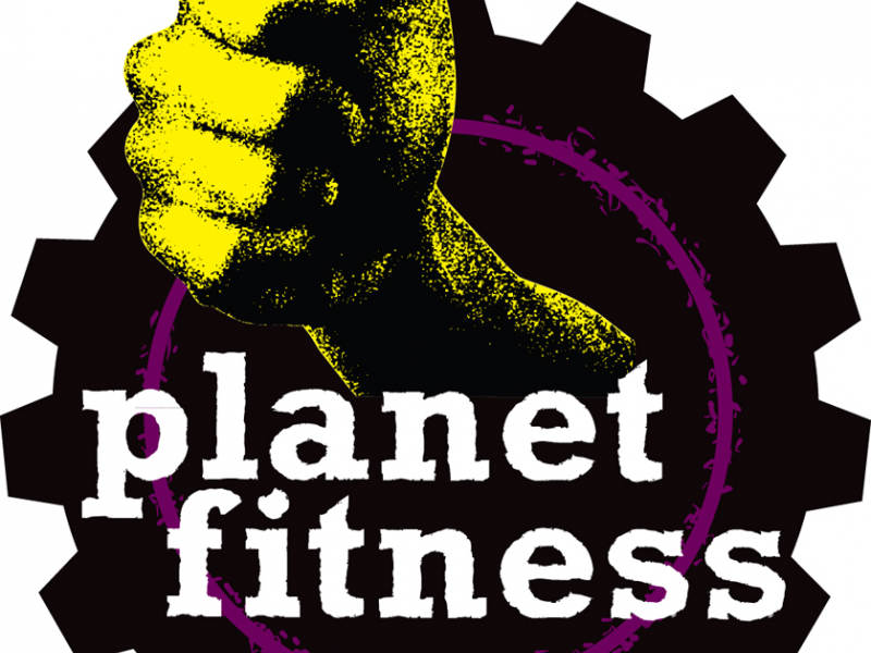 Planet Fitness Logos