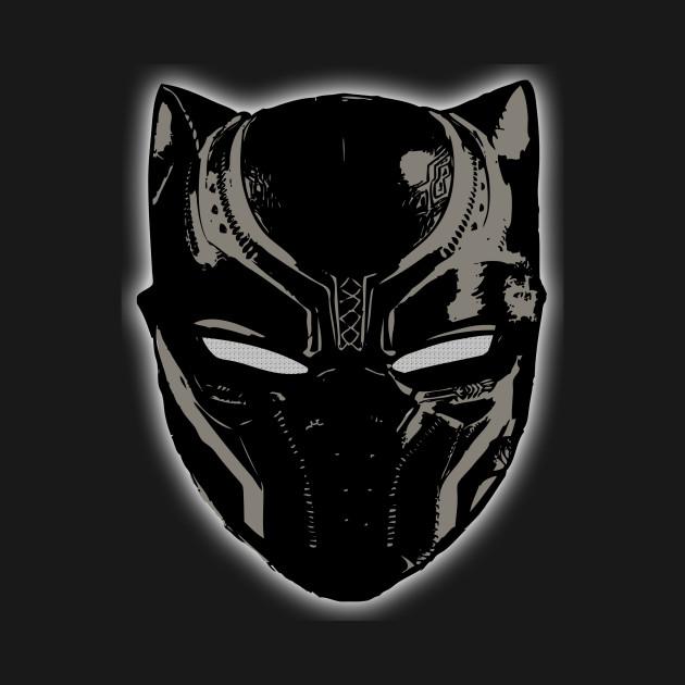 Black panther Logos