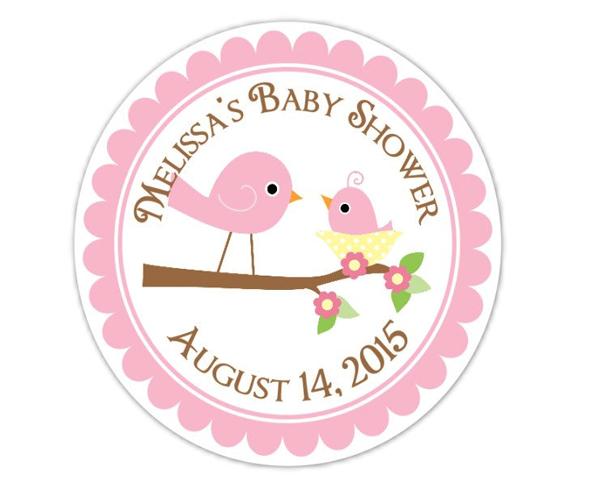 Baby Shower Logos