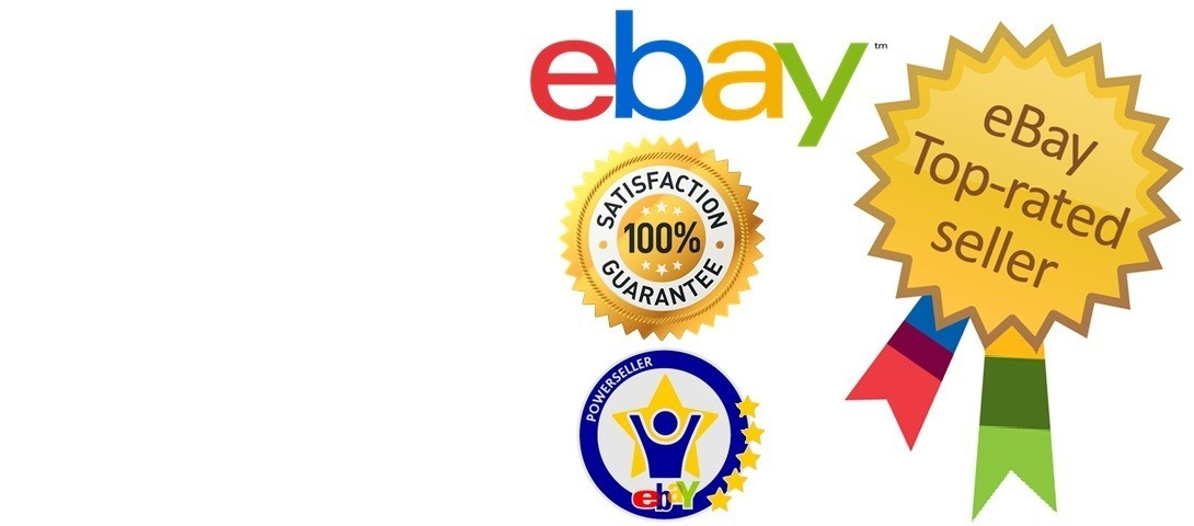 Top Rated Seller Logos