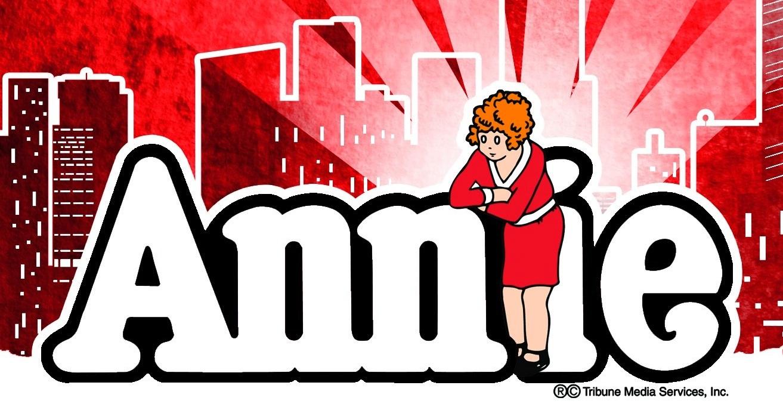 Annie musical Logos