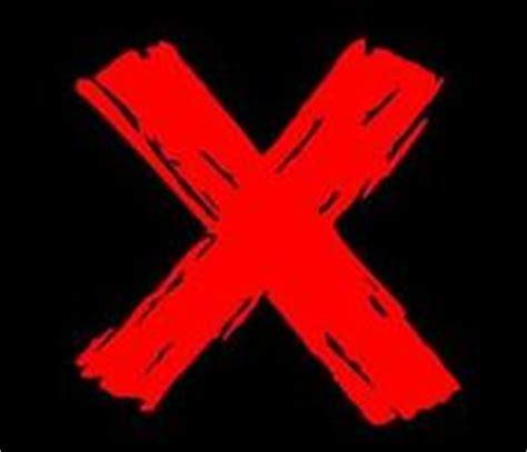 Big Black X Logos