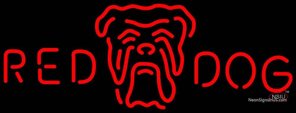 Red Dog Logos