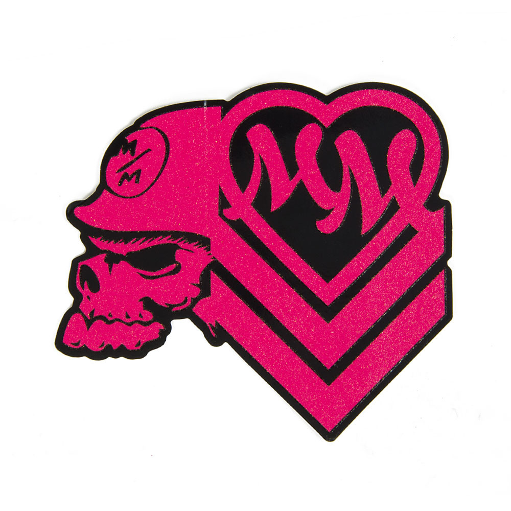 Metal Mulisha Maidens Logos