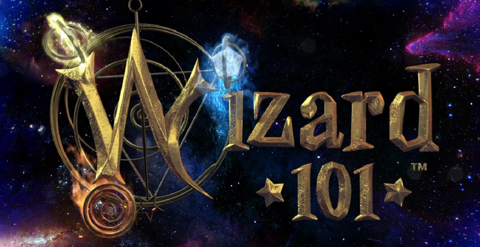 Wizard101 Logos