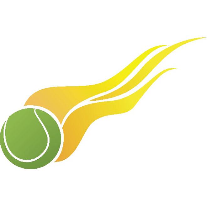 Tennis Ball Logos