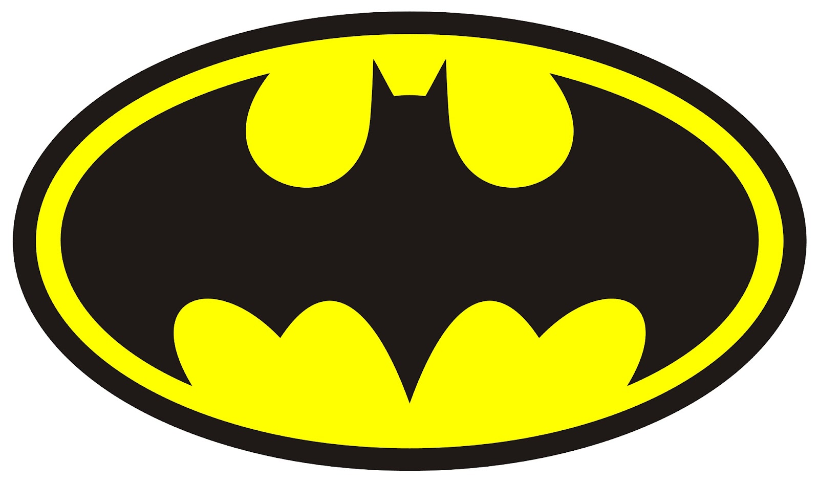 photograph regarding Batgirl Logo Printable known as Printable batgirl Emblems