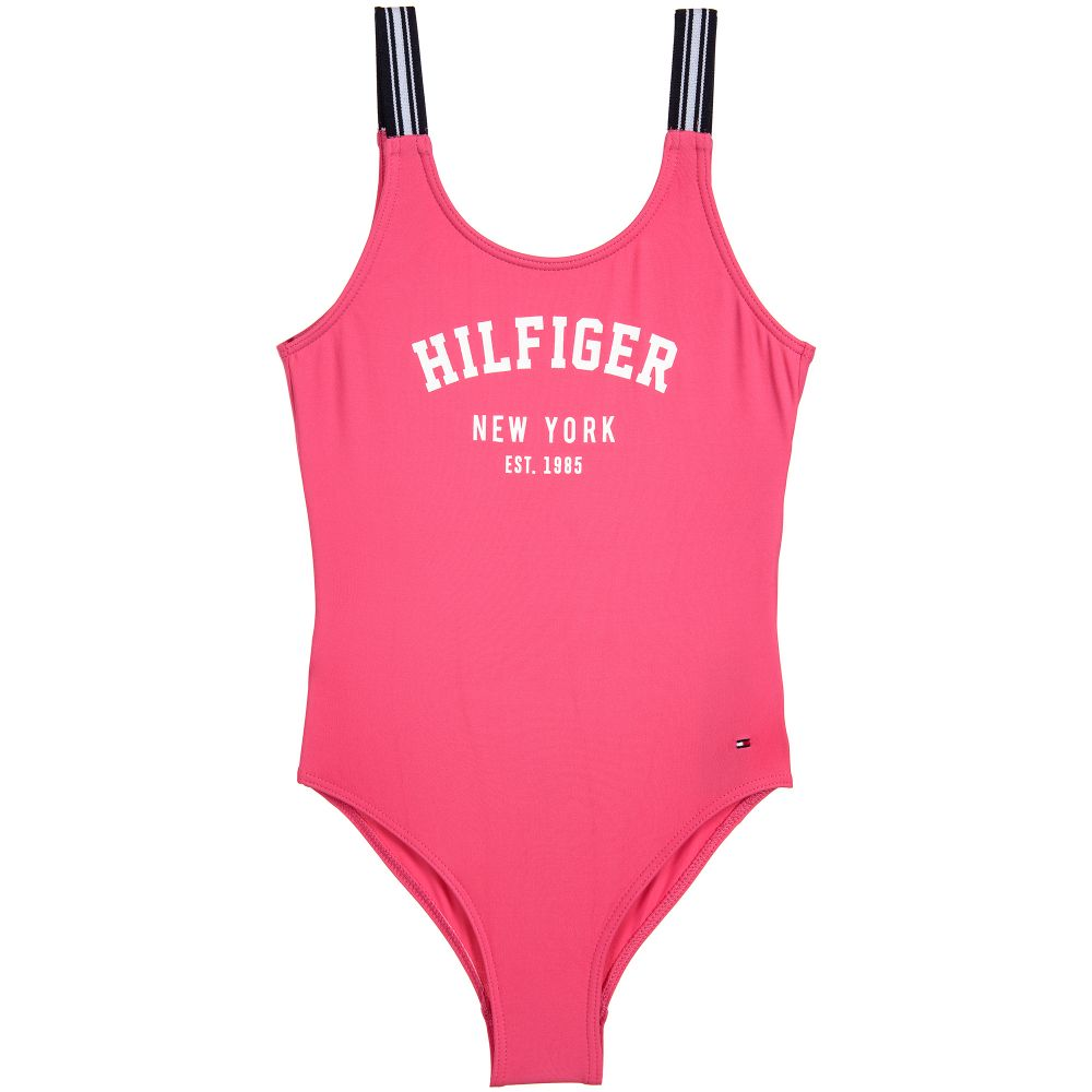 a1152f7adfb Tommy hilfiger swimsuit Logos
