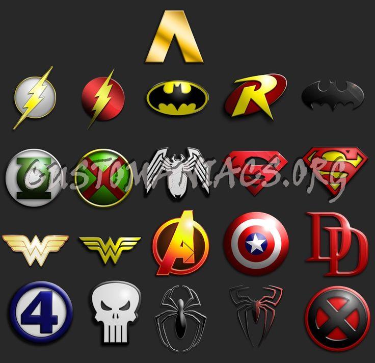 Hero Logos