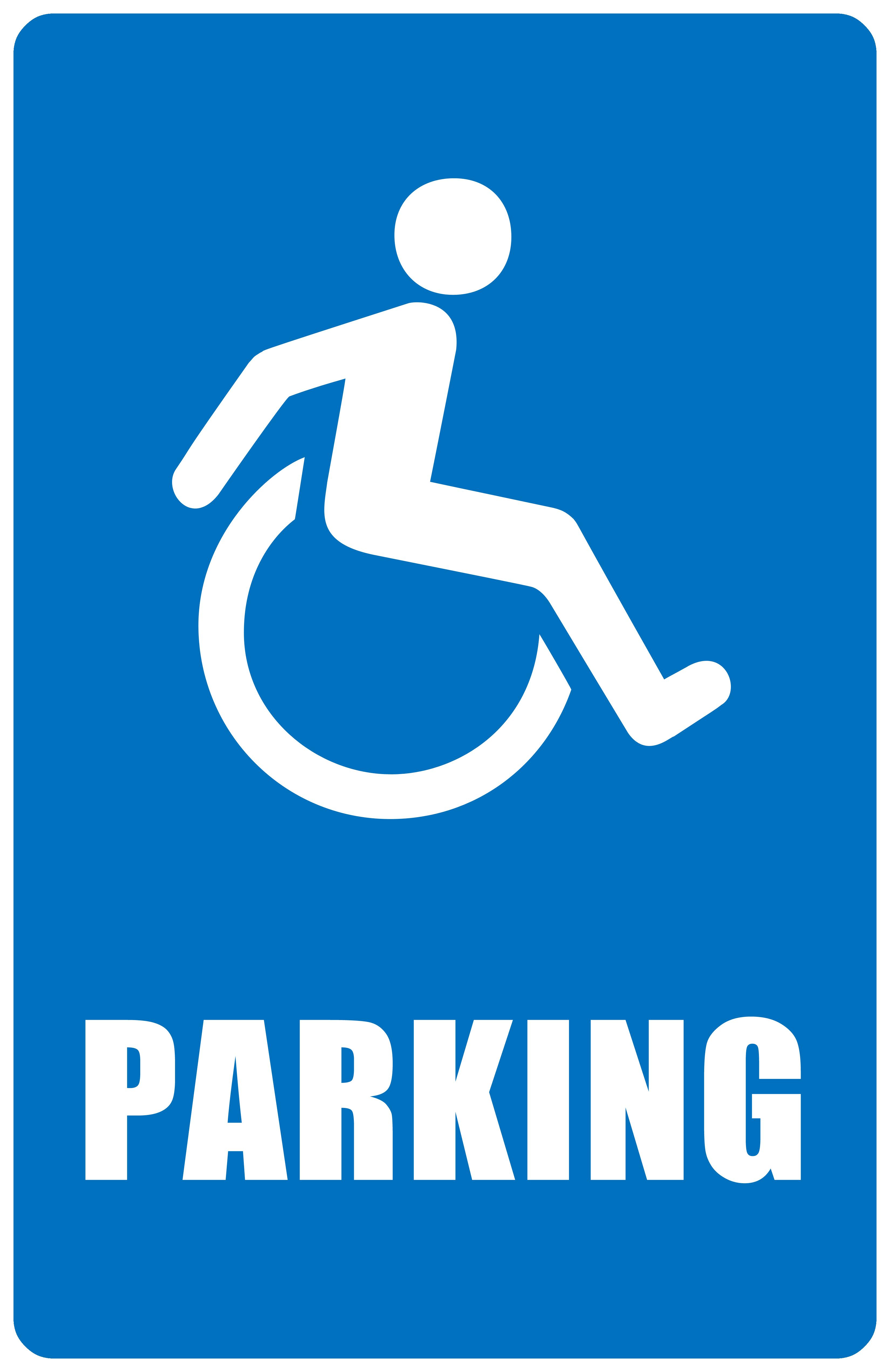 Parking Logos