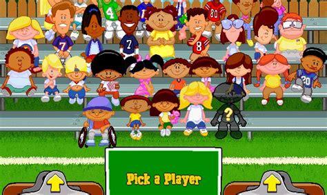 Backyard football team Logos