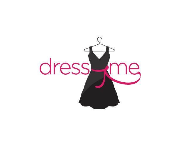Design Studio Logo Template: Dress Logos