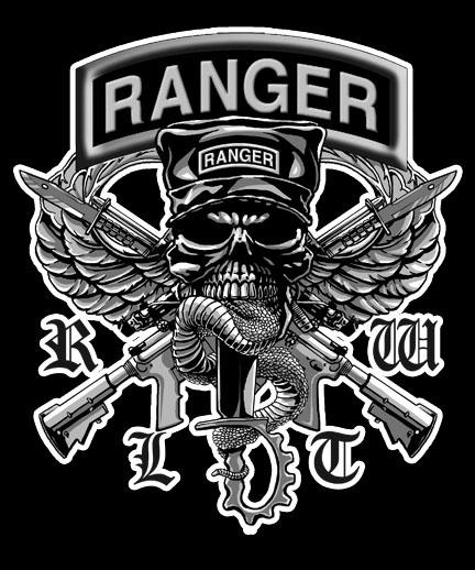 Army Rangers Logos