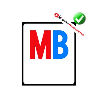 Blue B Logos