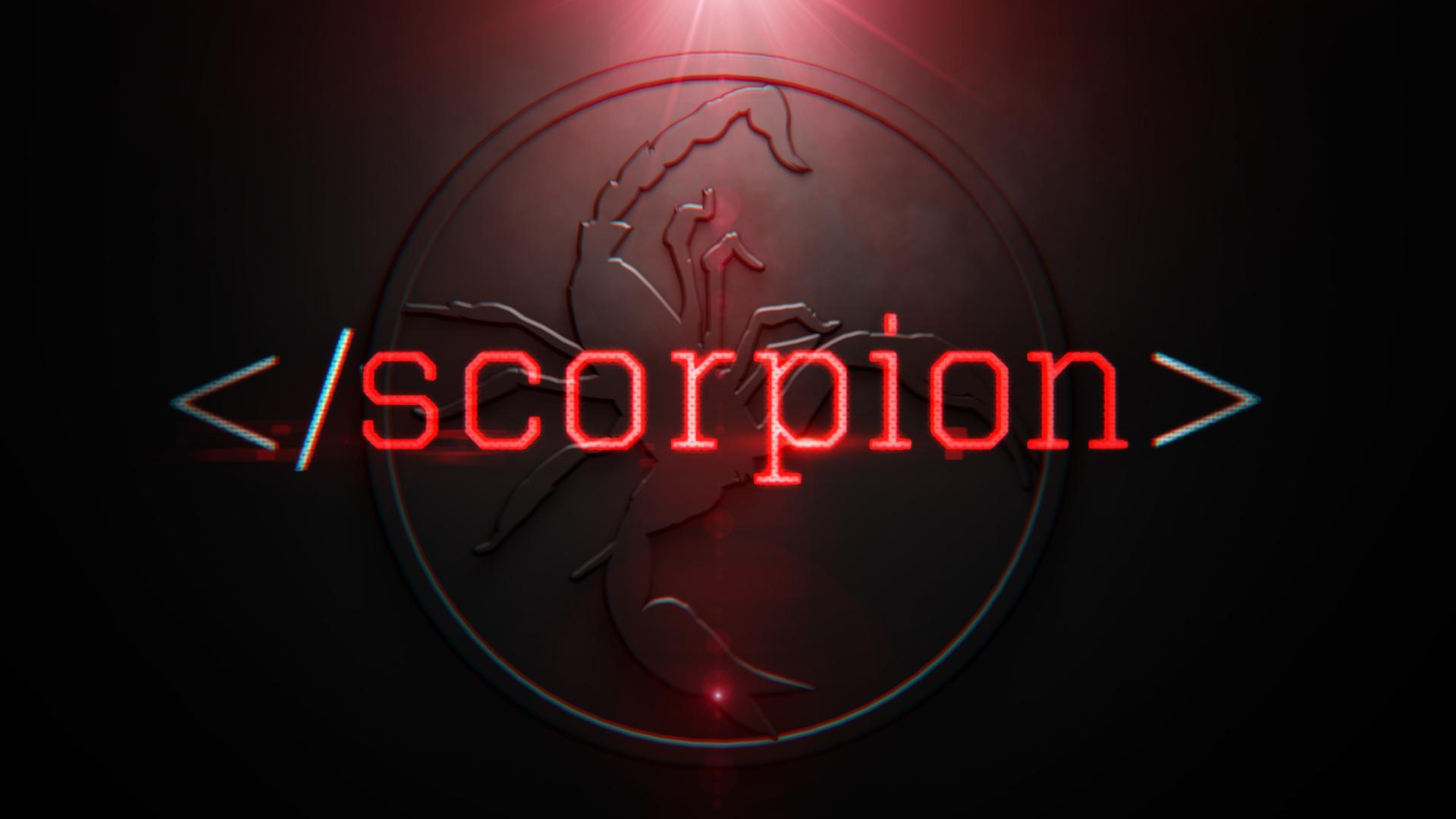 Scorpion Show Logos