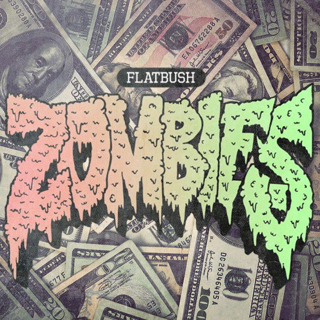 Flatbush Zombies Logos