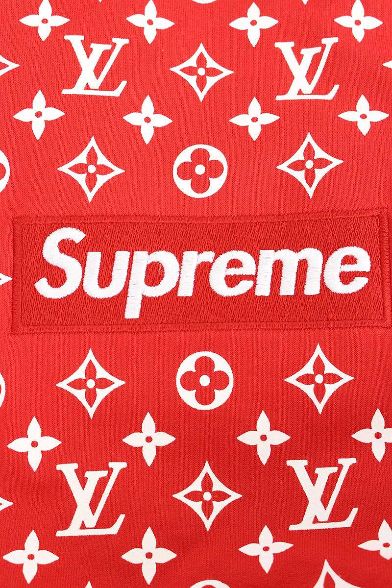 Louis Vuitton X Supreme Stencil | SEMA Data Co-op