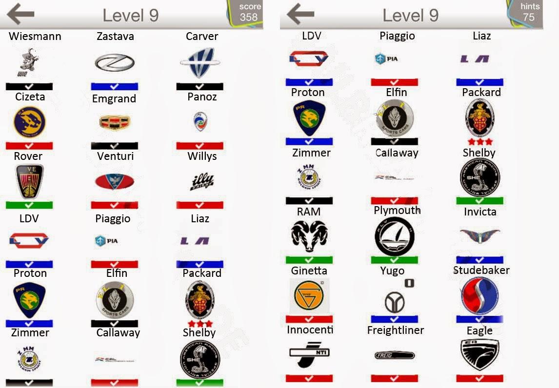 Z Car Logos