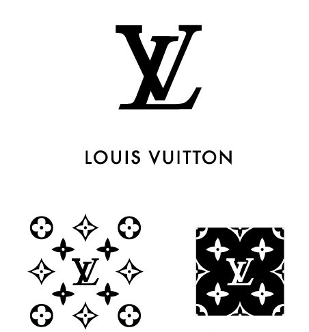louis vuitton logos