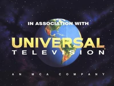 Universal television Logos