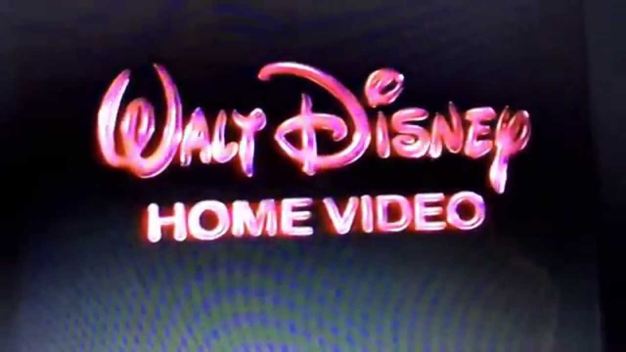 Walt Disney Home Video Logos