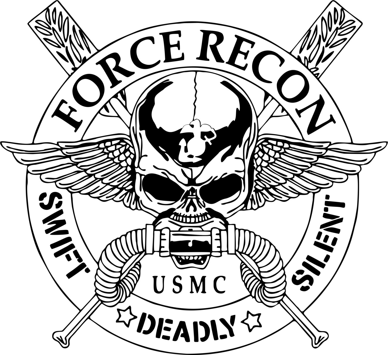 Force Recon Logos