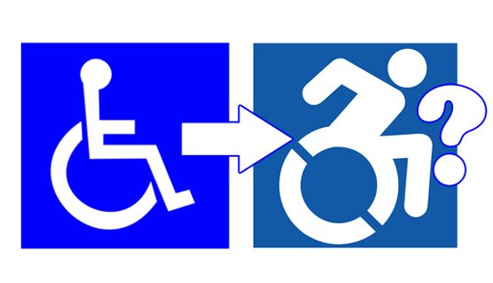 New Handicap Logos