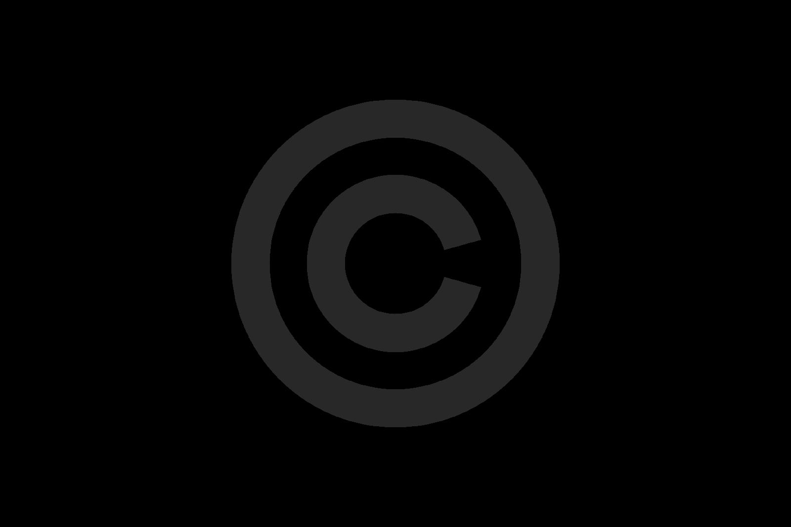 How To Copyright A Logos