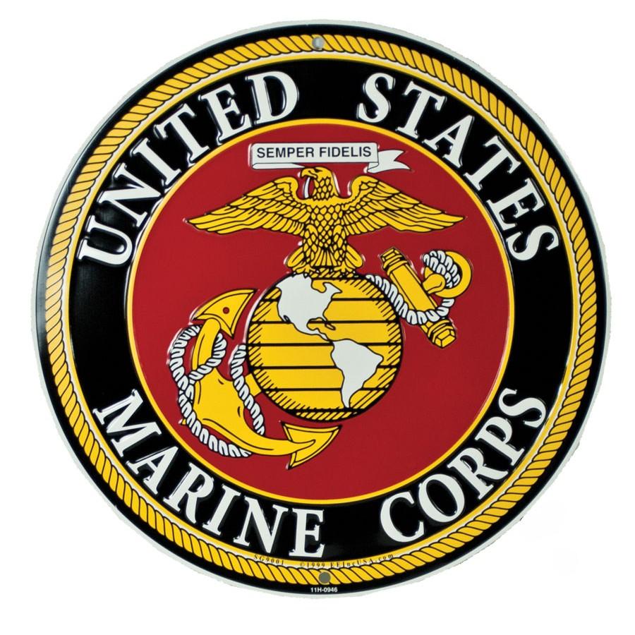 image relating to Printable Marine Corps Emblem titled Maritime corps Emblems