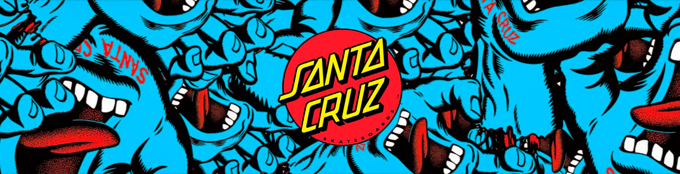 Santa Cruz Skateboards Logos