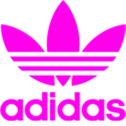 Pink Adidas Logos Here you can explore hq roblox logo transparent illustrations, icons and clipart with filter setting like size, type, color etc. pink adidas logos