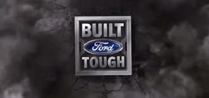 Ford Tough Logos