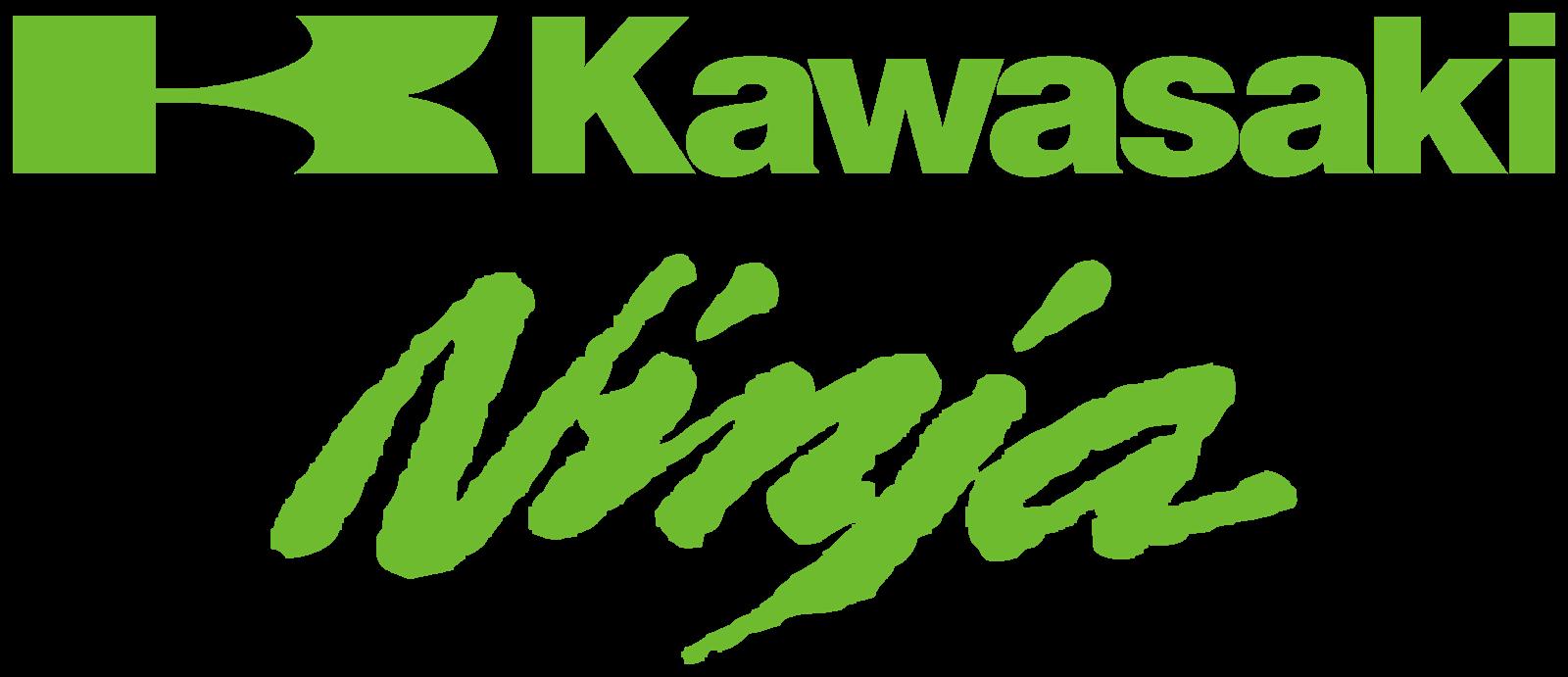 Kawasaki Ninja Logo Motorrad Bild Idee