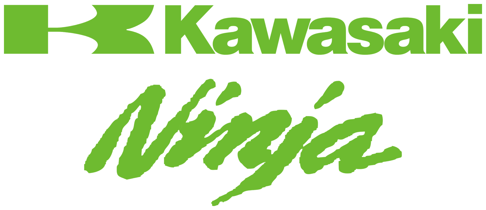 Kawasaki Ninja Logos