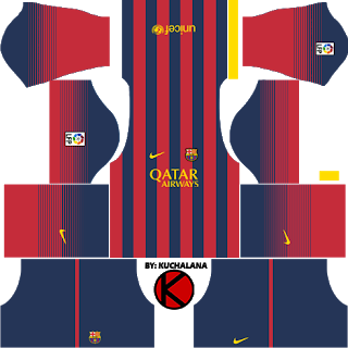 067f35ae65d Barcelona Kits 2013/2014, Dream League Soccer and FTS15 .