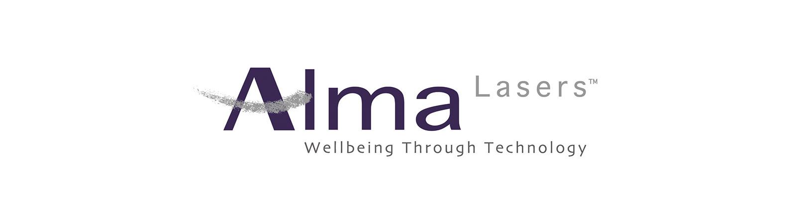 Alma lasers Logos
