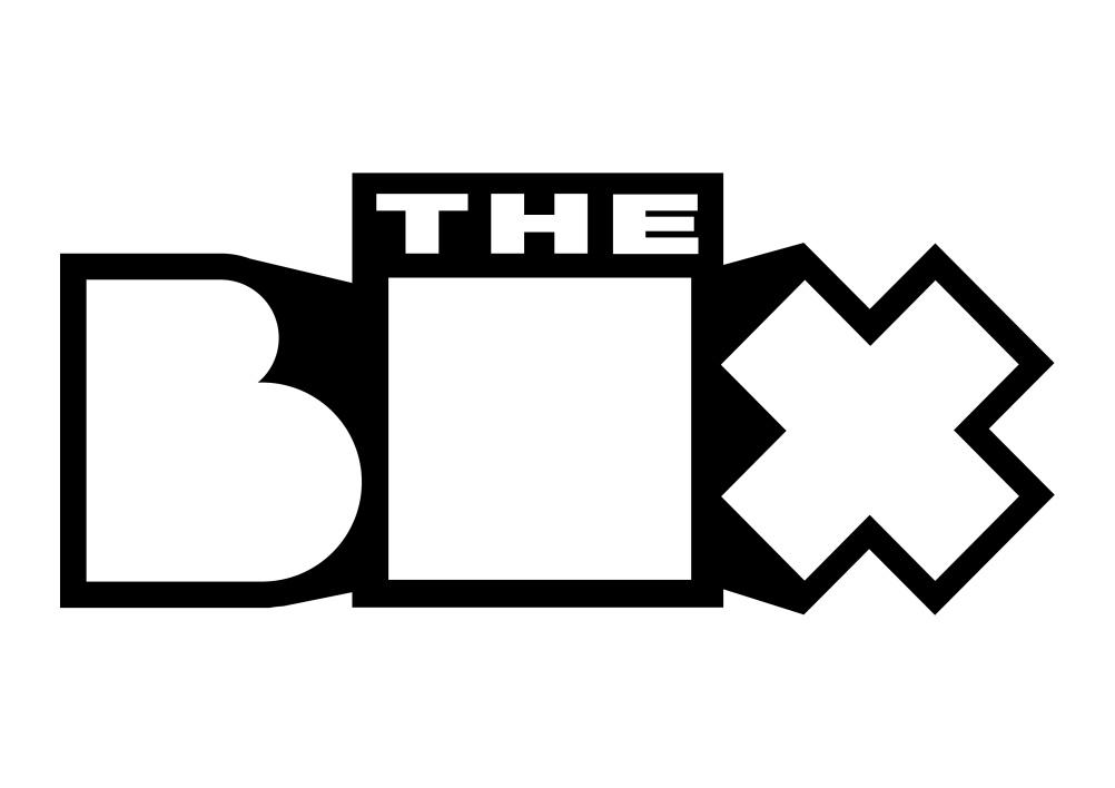 the box logos