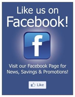 like us on facebook logos